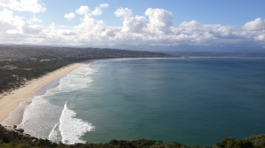 300 metres from Plett Beach
