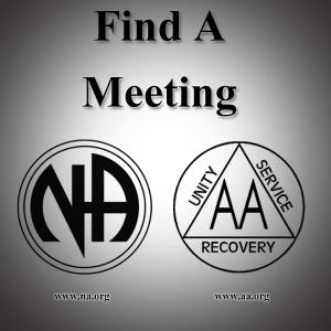 aa and na meetings