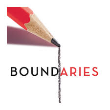 creating boundaries through healing