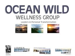 OCEAN WILD GROUP 1 blu